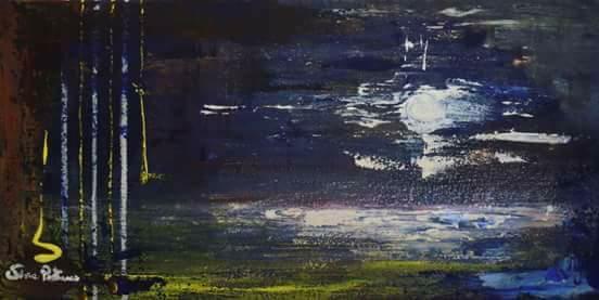 Le opere di Silvia Pastano in mostra a ROMA